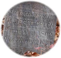 DrJesseLovaskGreen_Grave