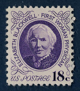 ElizabethBlackwell_Stamp