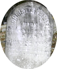 ChristianBible(1804)_Grave
