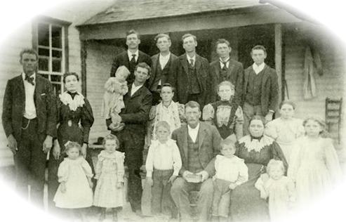 john wesley brummett family