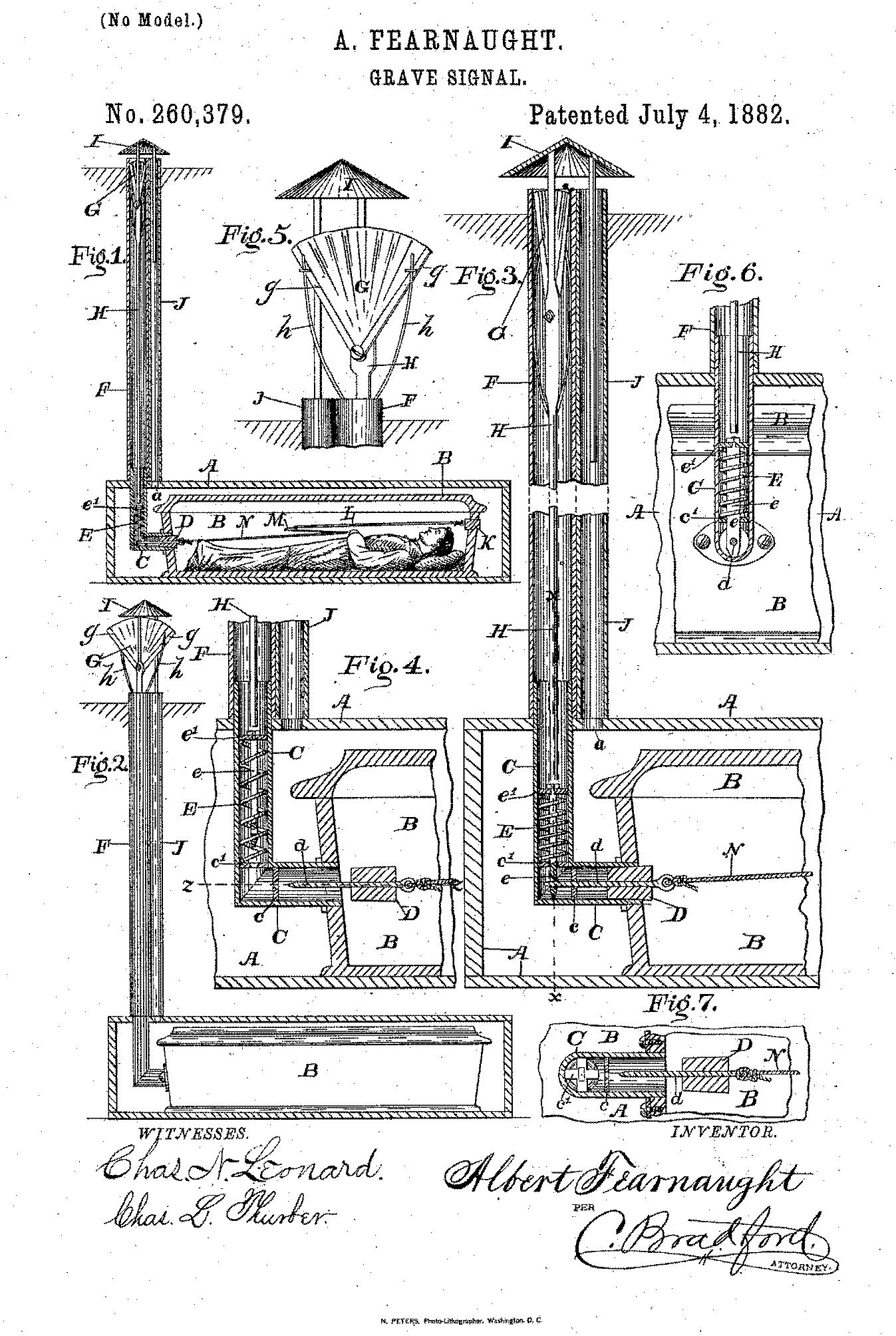 GraveSignal_Patent