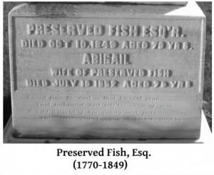 PreservedFish(1770 to 1849)_Grave