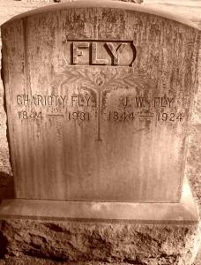 JohnFly_Grave