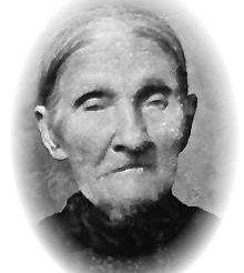 Tombstone Tuesday:  Zilpha Etta Scott Dockery (1796-1903)