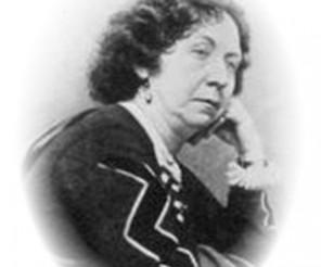 Feisty Females:  Sara Payson Willis, aka Fanny Fern
