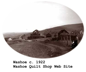 Ghost Town Wednesday:  Washoe, Montana