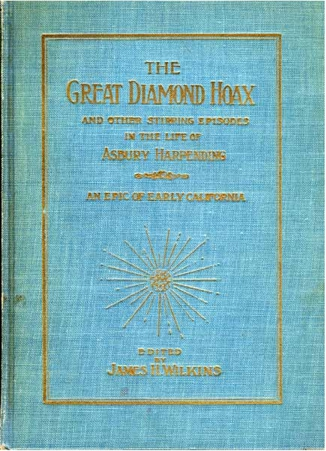 Far-Out Friday:  The Great Diamond Hoax of 1872