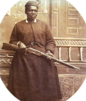 Feisty Females:  Stagecoach Mary