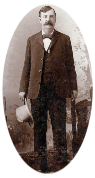 "Wild West Wednesday:  Henry Andrew ""Heck"" Thomas"