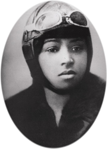 Feisty Females:  Bessie Coleman