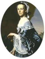 Feisty Females:  Mercy Otis Warren