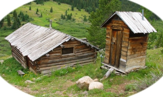 Ghost Town Wednesday:  Independence, Colorado