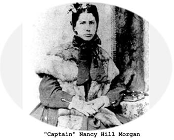 Military History Monday:  The Nancy Harts
