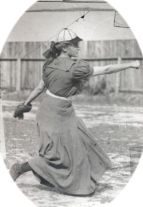 Feisty Females:  Alta Weiss (In a League All Her Own)