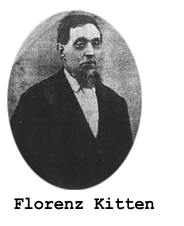 Surname Saturday:  Kitten