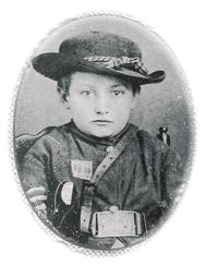 Military History Monday:  The Drummer Boy of Chickamauga
