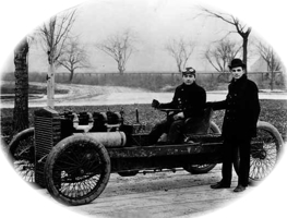 Motoring History:  Ford 999 Ices A Record
