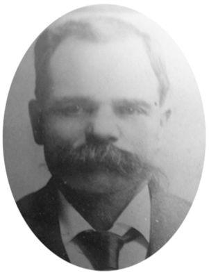 Tombstone Tuesday:  Martin Van Buren Corn