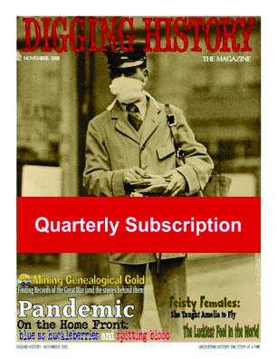 Quarterly Magazine Subscription