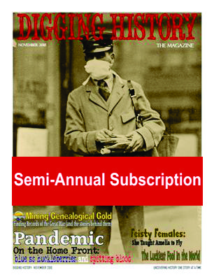 Semi-yearly Magazine Subscription