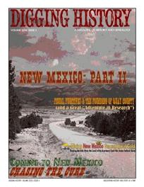 Digging History Magazine – September-October 2020 Issue